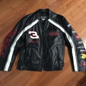 Official NASCAR genuine leather jacket!